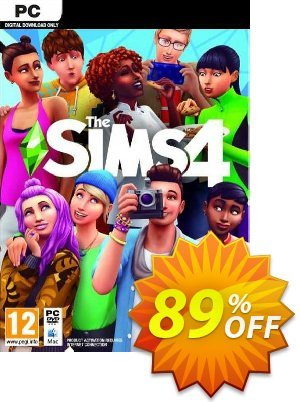 The Sims 4 PC (EU) discount coupon The Sims 4 PC (EU) Deal 2021 CDkeys - The Sims 4 PC (EU) Exclusive Sale offer for iVoicesoft