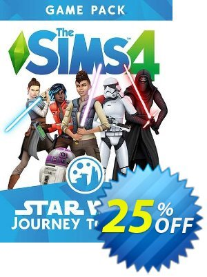 The Sims 4 Star Wars Journey to Batuu PC -DLC discount coupon The Sims 4 Star Wars Journey to Batuu PC -DLC Deal 2021 CDkeys - The Sims 4 Star Wars Journey to Batuu PC -DLC Exclusive Sale offer for iVoicesoft
