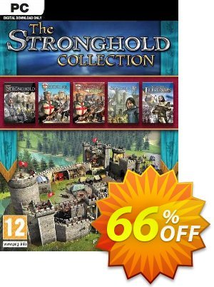 The Stronghold Collection PC discount coupon The Stronghold Collection PC Deal 2021 CDkeys - The Stronghold Collection PC Exclusive Sale offer for iVoicesoft