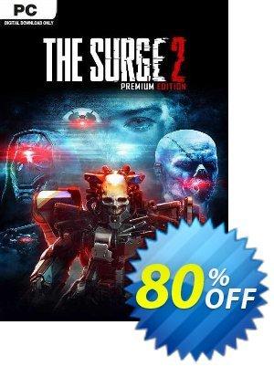 The Surge 2 - Premium Edition PC Coupon discount The Surge 2 - Premium Edition PC Deal 2021 CDkeys