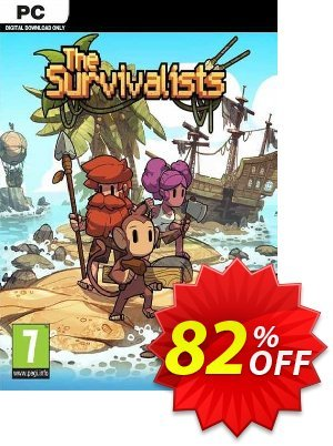 The Survivalists PC 優惠券,折扣碼 The Survivalists PC Deal 2021 CDkeys,促銷代碼: The Survivalists PC Exclusive Sale offer for iVoicesoft