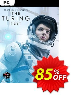THE TURING TEST COLLECTOR'S EDITION PC Coupon discount THE TURING TEST COLLECTOR'S EDITION PC Deal 2021 CDkeys