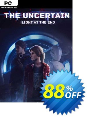 The Uncertain: Light At The End PC Coupon discount The Uncertain: Light At The End PC Deal 2021 CDkeys