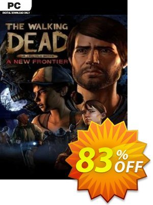 The Walking Dead: A New Frontier PC discount coupon The Walking Dead: A New Frontier PC Deal 2021 CDkeys - The Walking Dead: A New Frontier PC Exclusive Sale offer for iVoicesoft