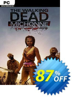 The Walking Dead: Michonne - A Telltale Miniseries PC discount coupon The Walking Dead: Michonne - A Telltale Miniseries PC Deal 2021 CDkeys - The Walking Dead: Michonne - A Telltale Miniseries PC Exclusive Sale offer for iVoicesoft