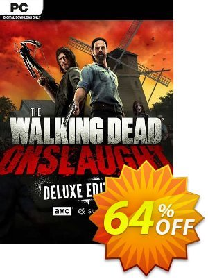 The Walking Dead Onslaught Deluxe Edition PC discount coupon The Walking Dead Onslaught Deluxe Edition PC Deal 2021 CDkeys - The Walking Dead Onslaught Deluxe Edition PC Exclusive Sale offer for iVoicesoft