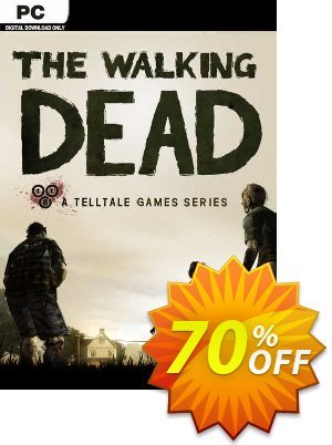 The Walking Dead PC discount coupon The Walking Dead PC Deal 2021 CDkeys - The Walking Dead PC Exclusive Sale offer for iVoicesoft