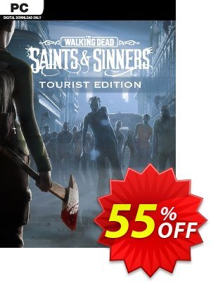 The Walking Dead Saints and Sinners - Tourist Edition PC Coupon discount The Walking Dead Saints and Sinners - Tourist Edition PC Deal 2021 CDkeys