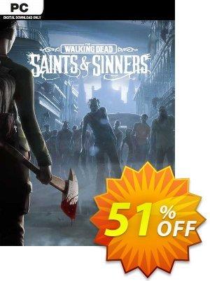 The Walking Dead: Saints and Sinners VR PC (EN) discount coupon The Walking Dead: Saints and Sinners VR PC (EN) Deal 2021 CDkeys - The Walking Dead: Saints and Sinners VR PC (EN) Exclusive Sale offer for iVoicesoft