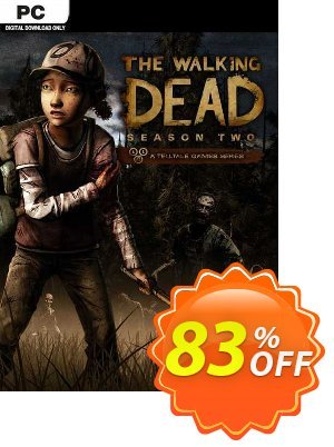 The Walking Dead: Season Two PC discount coupon The Walking Dead: Season Two PC Deal 2021 CDkeys - The Walking Dead: Season Two PC Exclusive Sale offer for iVoicesoft