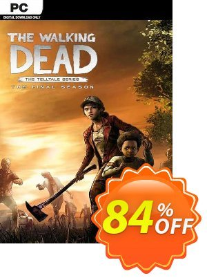 The Walking Dead: The Final Season PC discount coupon The Walking Dead: The Final Season PC Deal 2021 CDkeys - The Walking Dead: The Final Season PC Exclusive Sale offer for iVoicesoft