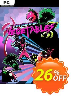 The Walking Vegetables PC 優惠券,折扣碼 The Walking Vegetables PC Deal 2021 CDkeys,促銷代碼: The Walking Vegetables PC Exclusive Sale offer for iVoicesoft