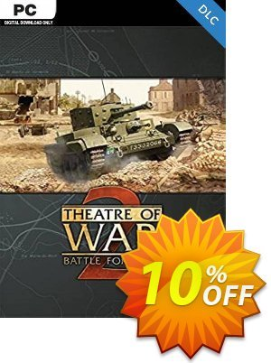 Theatre of War 2  Battle for Caen PC discount coupon Theatre of War 2  Battle for Caen PC Deal 2021 CDkeys - Theatre of War 2  Battle for Caen PC Exclusive Sale offer for iVoicesoft