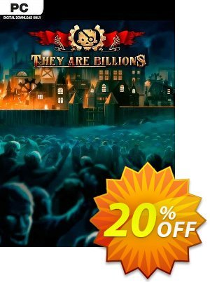 They Are Billions PC Coupon discount They Are Billions PC Deal 2021 CDkeys