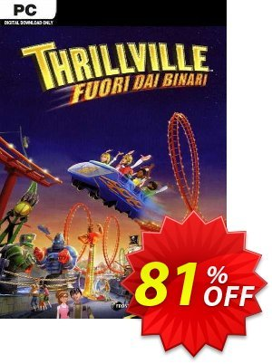 Thrillville: Off the Rails PC Coupon discount Thrillville: Off the Rails PC Deal 2021 CDkeys