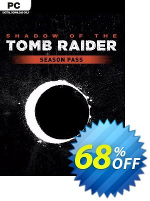 Shadow of the Tomb Raider Season Pass PC discount coupon Shadow of the Tomb Raider Season Pass PC Deal 2021 CDkeys - Shadow of the Tomb Raider Season Pass PC Exclusive Sale offer for iVoicesoft
