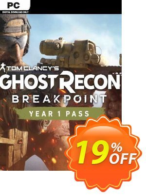 Tom Clancy's Ghost Recon Breakpoint - Year 1 Pass PC (EU) discount coupon Tom Clancy's Ghost Recon Breakpoint - Year 1 Pass PC (EU) Deal 2021 CDkeys - Tom Clancy's Ghost Recon Breakpoint - Year 1 Pass PC (EU) Exclusive Sale offer for iVoicesoft