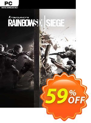 Tom Clancy's Rainbow Six Siege PC (US) discount coupon Tom Clancy's Rainbow Six Siege PC (US) Deal 2021 CDkeys - Tom Clancy's Rainbow Six Siege PC (US) Exclusive Sale offer for iVoicesoft