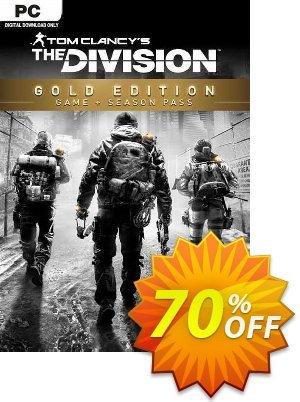 Tom Clancy's The Division Gold Edition PC (EU) Coupon discount Tom Clancy's The Division Gold Edition PC (EU) Deal 2021 CDkeys