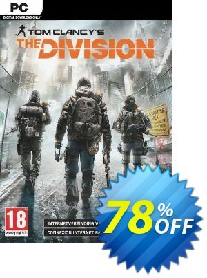 Tom Clancy's The Division PC (EU) Coupon discount Tom Clancy's The Division PC (EU) Deal 2021 CDkeys