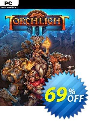 Torchlight II PC Coupon discount Torchlight II PC Deal 2021 CDkeys