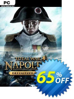 Total War: NAPOLEON - Definitive Edition PC discount coupon Total War: NAPOLEON - Definitive Edition PC Deal 2021 CDkeys - Total War: NAPOLEON - Definitive Edition PC Exclusive Sale offer for iVoicesoft