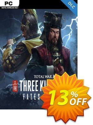 Total War: Three Kingdoms - Fates Divided PC - DLC (EU) discount coupon Total War: Three Kingdoms - Fates Divided PC - DLC (EU) Deal 2021 CDkeys - Total War: Three Kingdoms - Fates Divided PC - DLC (EU) Exclusive Sale offer for iVoicesoft