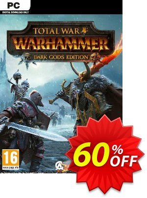 Total War: Warhammer Dark Gods Edition PC (EU) discount coupon Total War: Warhammer Dark Gods Edition PC (EU) Deal 2021 CDkeys - Total War: Warhammer Dark Gods Edition PC (EU) Exclusive Sale offer for iVoicesoft