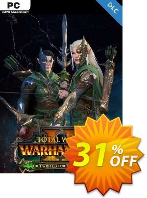 Total War: WARHAMMER II - The Twisted & The Twilight PC - DLC (EU) discount coupon Total War: WARHAMMER II - The Twisted & The Twilight PC - DLC (EU) Deal 2021 CDkeys - Total War: WARHAMMER II - The Twisted & The Twilight PC - DLC (EU) Exclusive Sale offer for iVoicesoft