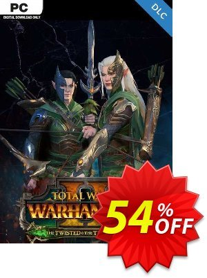 Total War: WARHAMMER II - The Twisted & The Twilight PC - DLC Coupon discount Total War: WARHAMMER II - The Twisted & The Twilight PC - DLC Deal 2021 CDkeys