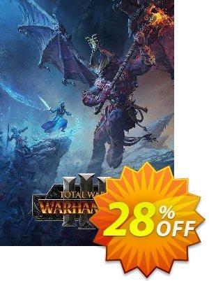 Total War: WARHAMMER III PC (EU) discount coupon Total War: WARHAMMER III PC (EU) Deal 2021 CDkeys - Total War: WARHAMMER III PC (EU) Exclusive Sale offer for iVoicesoft