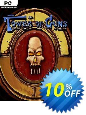Tower of Guns PC discount coupon Tower of Guns PC Deal 2021 CDkeys - Tower of Guns PC Exclusive Sale offer for iVoicesoft