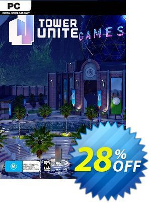 Tower Unite PC Coupon discount Tower Unite PC Deal 2021 CDkeys