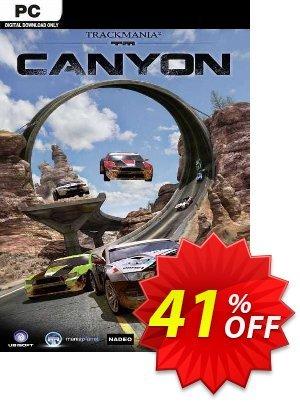 TrackMania² Canyon PC Coupon discount TrackMania² Canyon PC Deal 2021 CDkeys