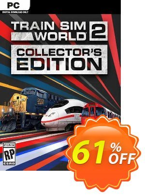 Train Sim World 2 - Collectors Edition PC (EU) discount coupon Train Sim World 2 - Collectors Edition PC (EU) Deal 2021 CDkeys - Train Sim World 2 - Collectors Edition PC (EU) Exclusive Sale offer for iVoicesoft