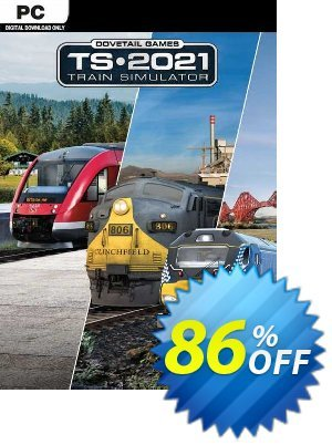 Train Simulator 2021 PC discount coupon Train Simulator 2021 PC Deal 2021 CDkeys - Train Simulator 2021 PC Exclusive Sale offer for iVoicesoft