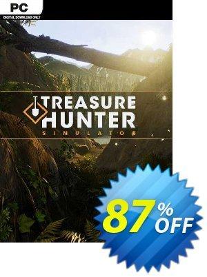 Treasure Hunter Simulator PC discount coupon Treasure Hunter Simulator PC Deal 2021 CDkeys - Treasure Hunter Simulator PC Exclusive Sale offer for iVoicesoft