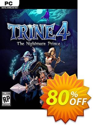Trine 4 - The Nightmare Prince PC (EU) discount coupon Trine 4 - The Nightmare Prince PC (EU) Deal 2021 CDkeys - Trine 4 - The Nightmare Prince PC (EU) Exclusive Sale offer for iVoicesoft