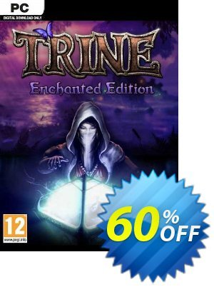 Trine Enchanted Edition PC discount coupon Trine Enchanted Edition PC Deal 2021 CDkeys - Trine Enchanted Edition PC Exclusive Sale offer for iVoicesoft