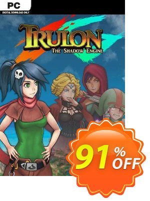Trulon: The Shadow Engine PC Coupon discount Trulon: The Shadow Engine PC Deal 2021 CDkeys
