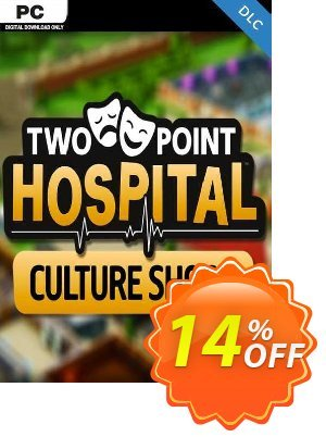 Two Point Hospital: Culture Shock PC - DLC Coupon discount Two Point Hospital: Culture Shock PC - DLC Deal 2021 CDkeys