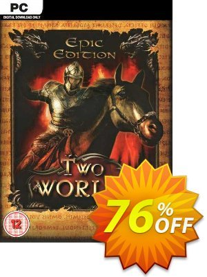 Two Worlds Epic Edition PC Coupon discount Two Worlds Epic Edition PC Deal 2021 CDkeys