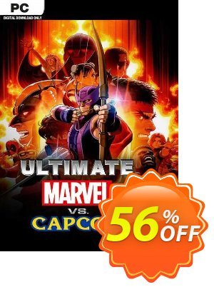ULTIMATE MARVEL VS. CAPCOM 3 PC Coupon discount ULTIMATE MARVEL VS. CAPCOM 3 PC Deal 2021 CDkeys