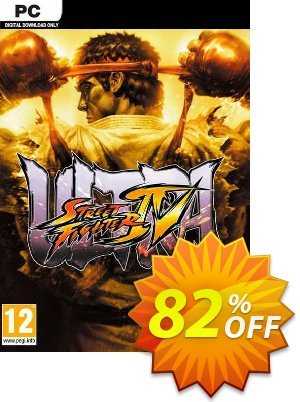 Ultra Street Fighter IV PC (EU) discount coupon Ultra Street Fighter IV PC (EU) Deal 2021 CDkeys - Ultra Street Fighter IV PC (EU) Exclusive Sale offer for iVoicesoft