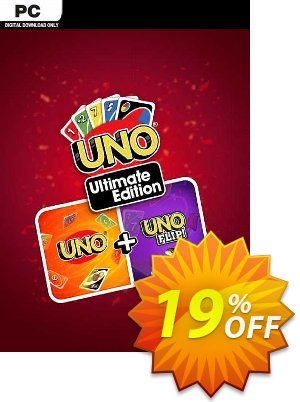 UNO Ultimate Edition PC (EU) discount coupon UNO Ultimate Edition PC (EU) Deal 2021 CDkeys - UNO Ultimate Edition PC (EU) Exclusive Sale offer for iVoicesoft