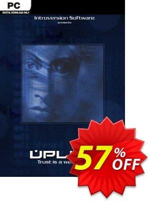 Uplink PC Coupon discount Uplink PC Deal 2021 CDkeys