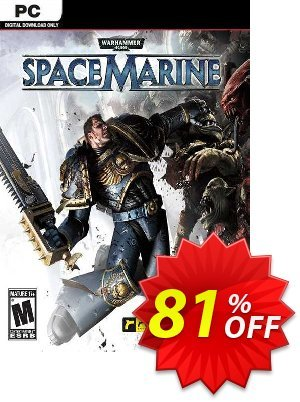 Warhammer 40,000: Space Marine Collection PC discount coupon Warhammer 40,000: Space Marine Collection PC Deal 2021 CDkeys - Warhammer 40,000: Space Marine Collection PC Exclusive Sale offer for iVoicesoft