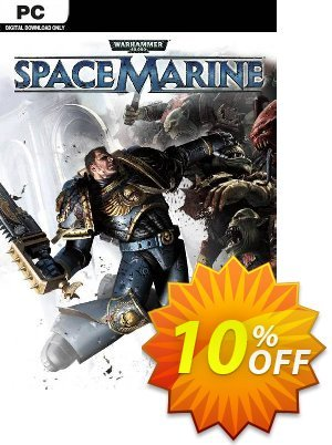 Warhammer 40,000: Space Marine PC (EU) discount coupon Warhammer 40,000: Space Marine PC (EU) Deal 2021 CDkeys - Warhammer 40,000: Space Marine PC (EU) Exclusive Sale offer for iVoicesoft