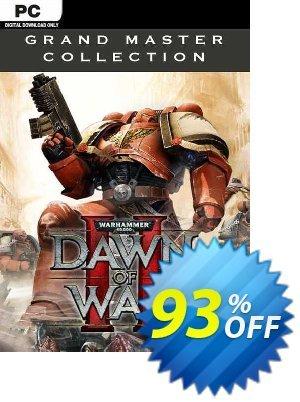 Warhammer 40,000: Dawn of War II - Grand Master Collection PC discount coupon Warhammer 40,000: Dawn of War II - Grand Master Collection PC Deal 2021 CDkeys - Warhammer 40,000: Dawn of War II - Grand Master Collection PC Exclusive Sale offer for iVoicesoft