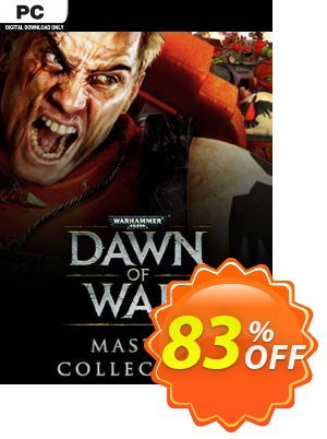 Warhammer 40,000: Dawn of War - Master Collection PC discount coupon Warhammer 40,000: Dawn of War - Master Collection PC Deal 2021 CDkeys - Warhammer 40,000: Dawn of War - Master Collection PC Exclusive Sale offer for iVoicesoft